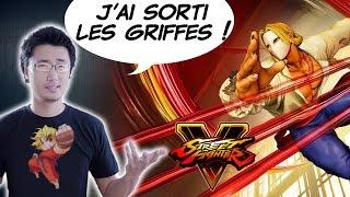 [FR] STREET FIGHTER V BETA - Try hard avec Vega