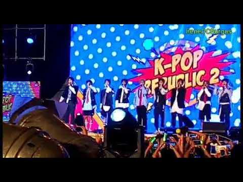 171028 NCT 127 - Ment @ K-pop Republic 2 (fancam)
