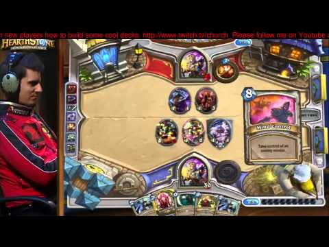 Hearthstone Innkeeper's Invitational - Finals - Kripparrian vs Artosis