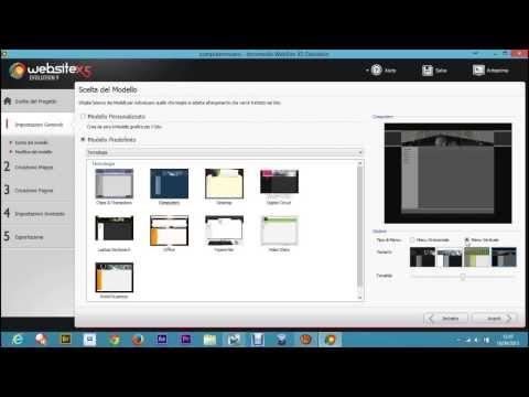 Website x5 evolution professional ativação