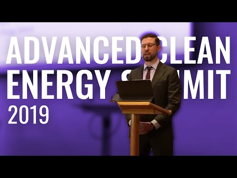 ASME's 2019 Advanced Clean Energy Summit - Nuclear Power's Role in Combating Climate Change