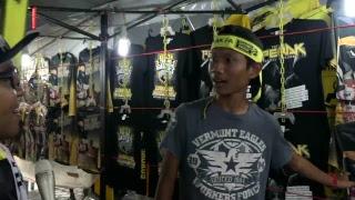 Aktiviti Perniagaan Di Stadium Shah Alam