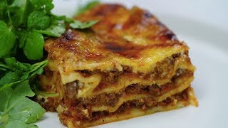Epic Vegan Lasagne Recipe