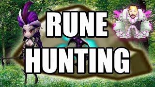 Giants Rune Hunting Guide: Summoners War