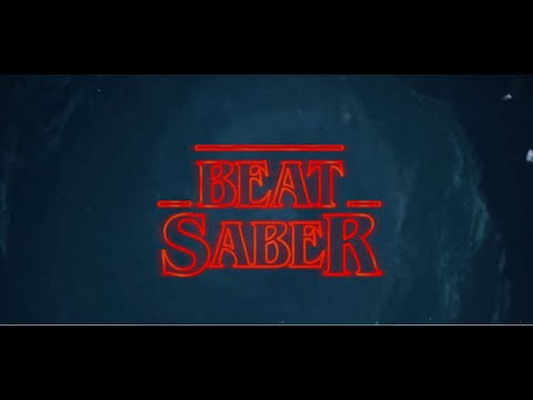 Stranger Things Remix - Beat Saber (custom song)