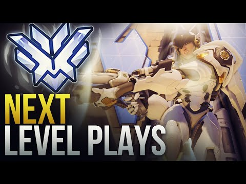 NEXT LEVEL PRO PLAYS - Overwatch Montage