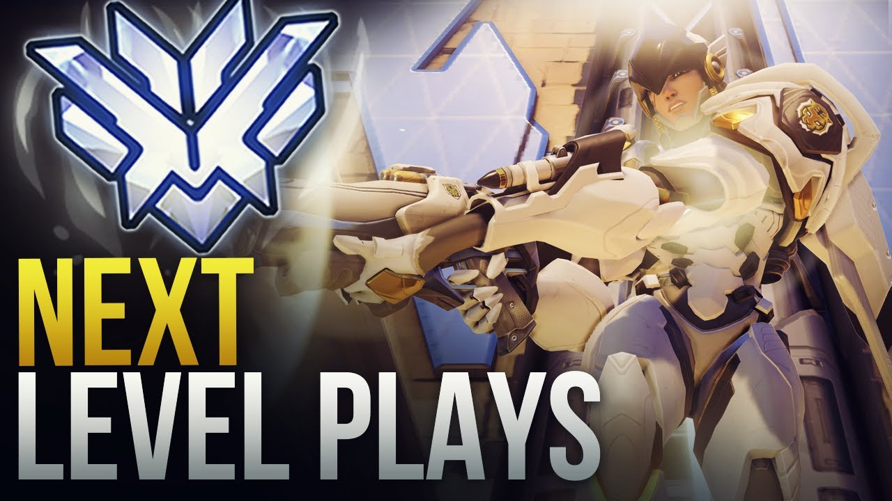 NEXT LEVEL PRO PLAYS - Overwatch Montage thumbnail