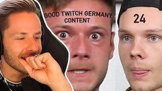 Reaktion auf Good Twitch Germany Content (medium rare)   24