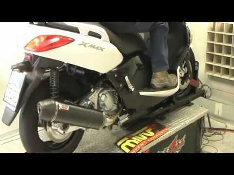 Yamaha x max 250 2007 mivv stronger youtube for Wohnlandschaft 400 x 300