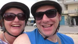 Тунис день 2, поездка на квадроциклах