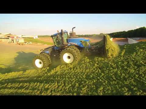 Matsche Farms Inc First Crop Haylage 2017