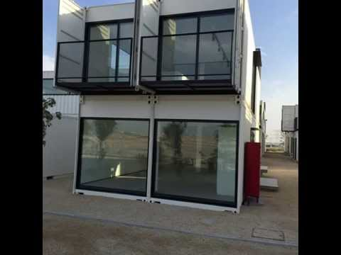 LIAB Dubai  Container homes office hotels see more www