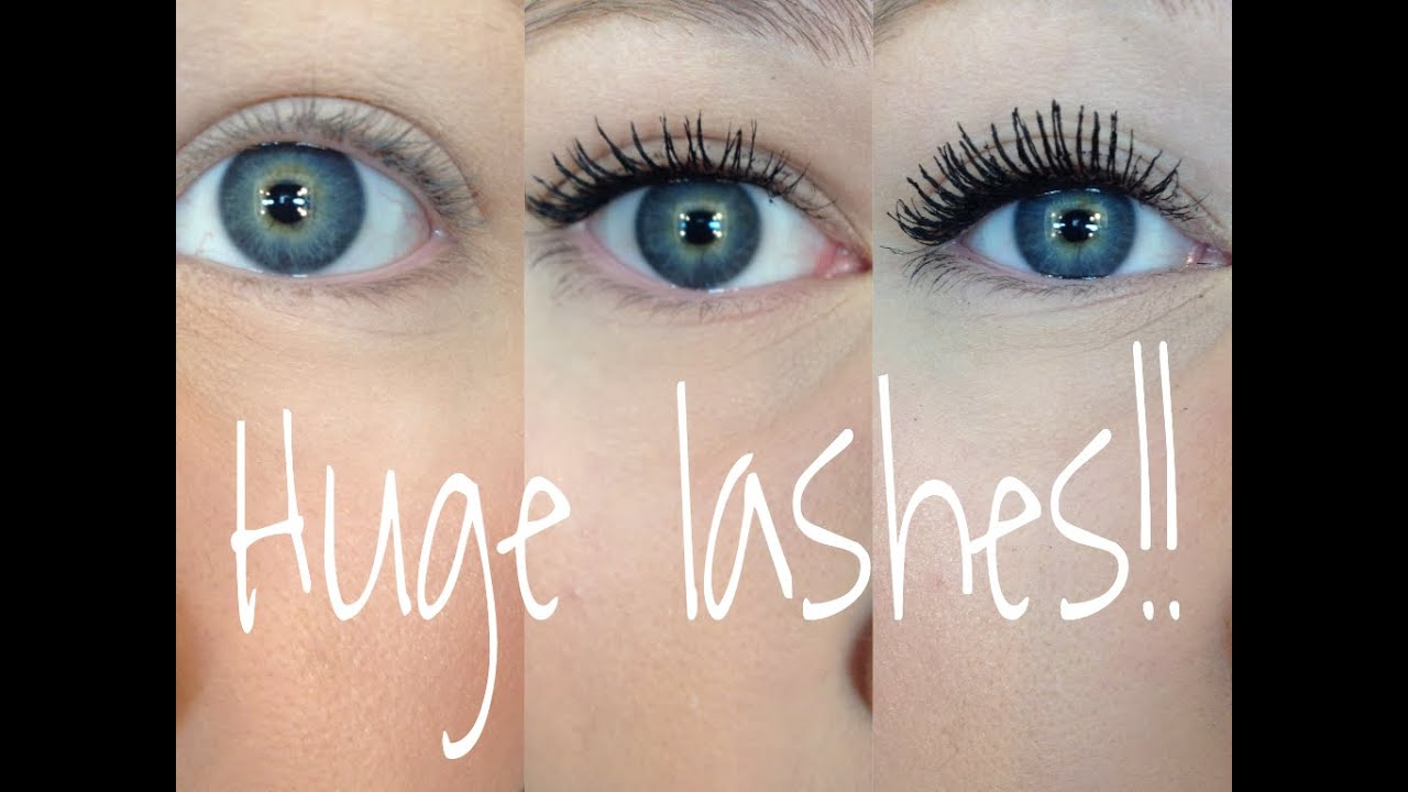 Maybelline lash sensational luscious black mascara review