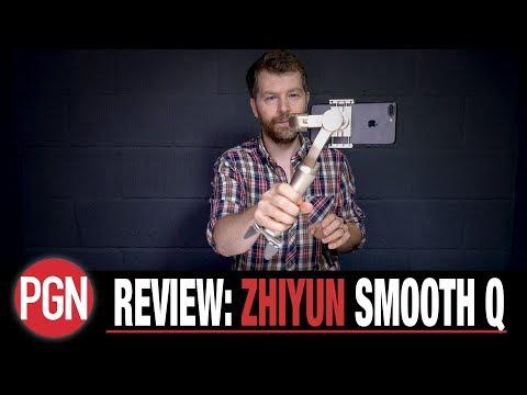 REVIEW: Zhiyun Tech Smooth Q (vs. DJI Osmo Mobile)