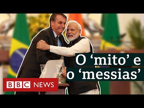 Visita à Índia: o que Bolsonaro leva na mala para o Brasil