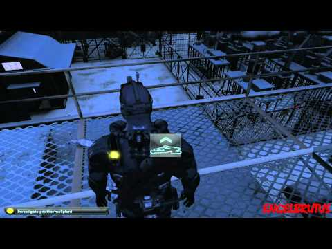 Splinter Cell Double Agent PC Gameplay Mission 1  Iceland Part 1/2