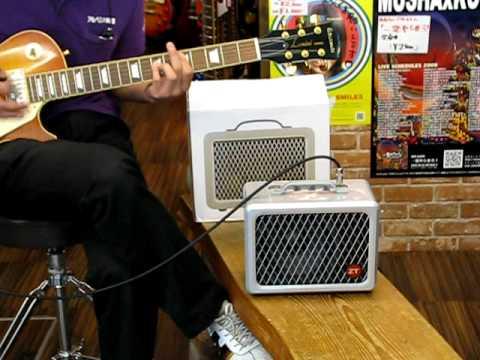 アンプ 小型 ギター