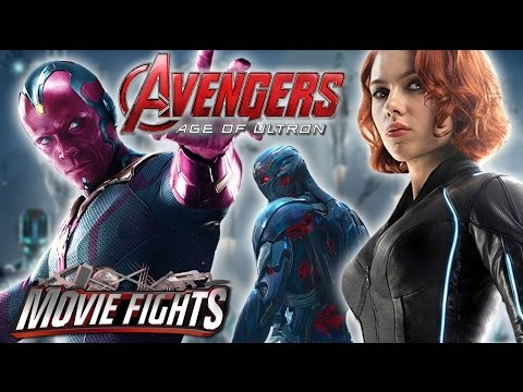 Avengers: Age of Ultron - Overhyped? - MOVIE FIGHTS!