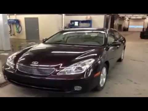 2006 Lexus Es 330 4 Door Sedan Car Used Cars Edmonton Ab Of