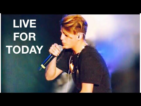 MattyB - Live For Today (Live in NYC)
