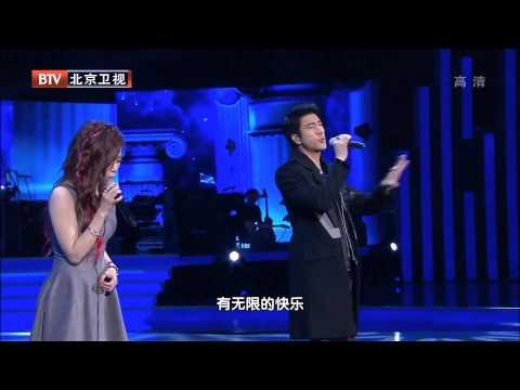 [HD] Một thiên đường khác - Leehom ft Jane Zhang ( Trung ca bảng 2012)