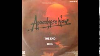 The Doors - The end, Apocalypse Now Vinyl EP