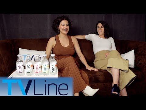Broad City Interview + Season 4 Preview | Comic-Con 2017 | TVLine