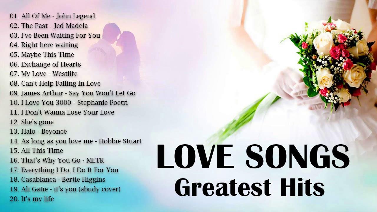 Best Wedding Songs 2020 Top 2020 Wedding Love Songs Greatest Romantic Love Songs Playlist 2020 Youtube