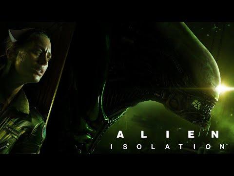 [JP/EN]【Alien: Isolation】 一人にしないで!part 8