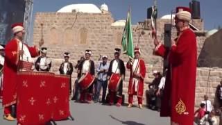 الاحتفالات بموسم النبي موسى في القدس