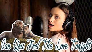 CAN YOU FEEL THE LOVE TONIGHT (Elton John) - Rei Leão