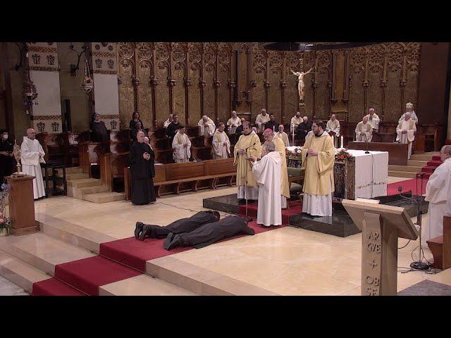 Homilia de Sant Benet i professions solemnes a Montserrat (11 juliol 2020)