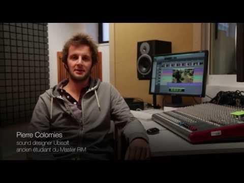 Entretien avec Pierre COLOMIES, ancien étudiant du Master RIM, Sound designer chez UBISOFT