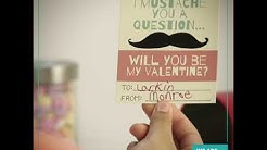 Get FREE Printable Valentine Cards from WeAreTeachers