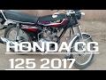 honda cg 125 euro 2 2017 model