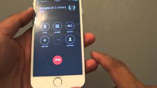 iPhone 6: How to Answer or Reject a Phone Call