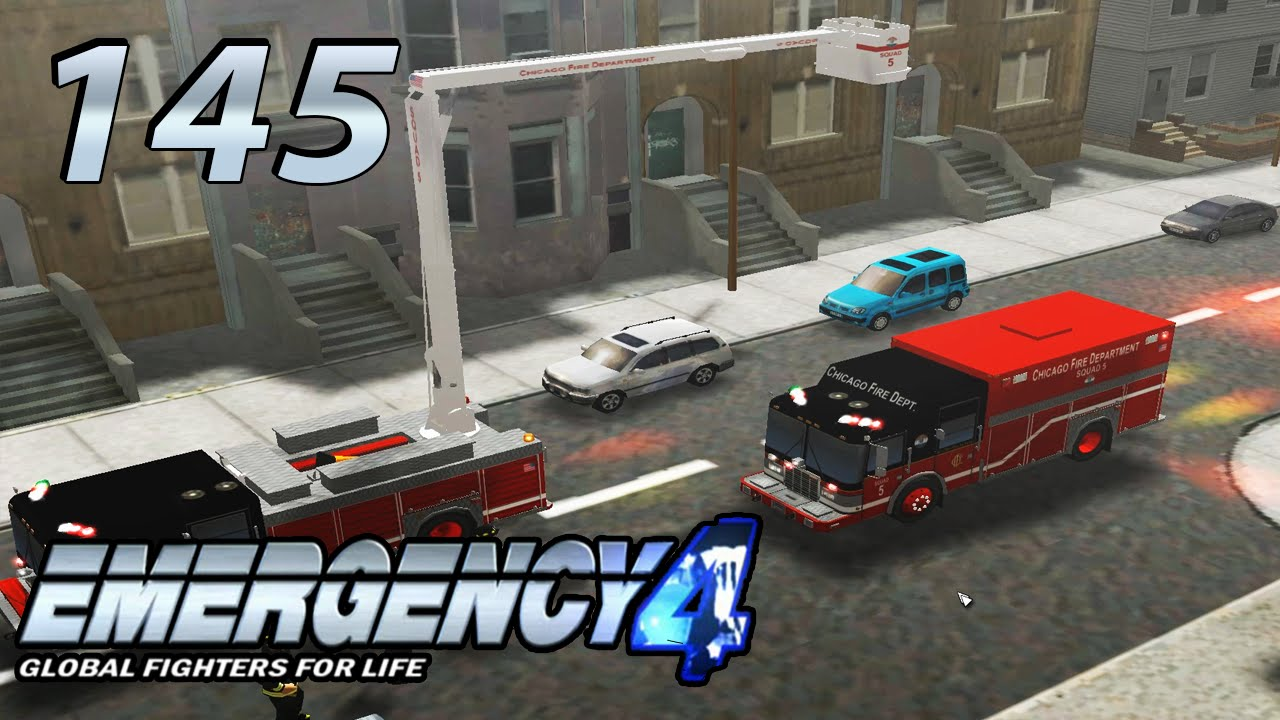 Emergency 4| Episode 145| Chicago Mod - Exclusive preview!!