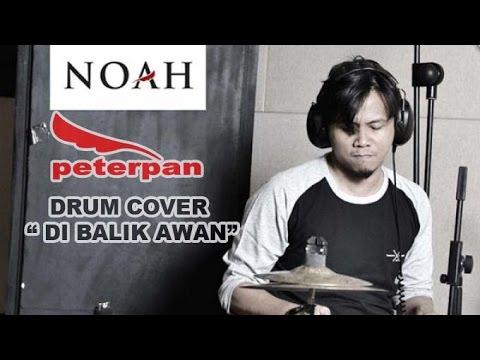 PETERPAN - DI BALIK AWAN (DRUM COVER)