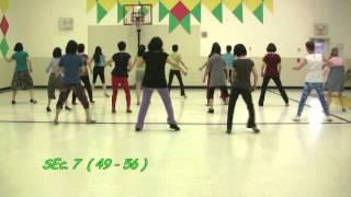 Boogie Wonderland - Darren Bailey - Line Dance