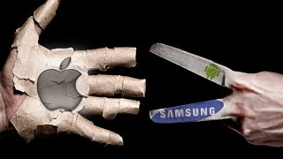 Samsung makes fun of apple(you will laugh after seeing this)