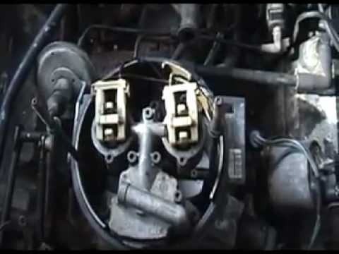Chevy Tbi running rich problem solving - YouTube