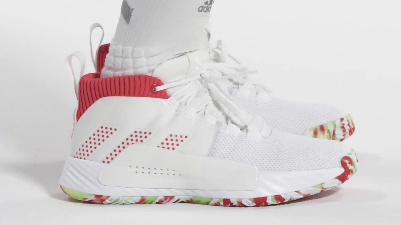 adidas Dame 5 - All Skate - YouTube