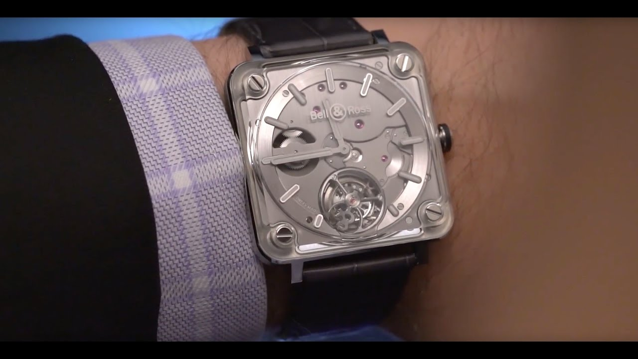 Bell And Ross Watches >> Bell Ross 5 Picks From Baselworld 2017