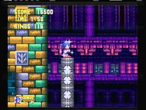 Sonic 3 Hydrocity Zone Special Ring Locations