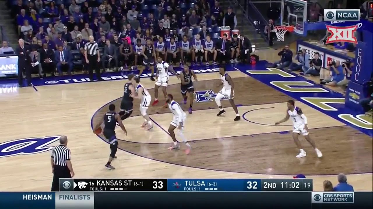 kansas-state-vs-tulsa-men-s-basketball-highlights