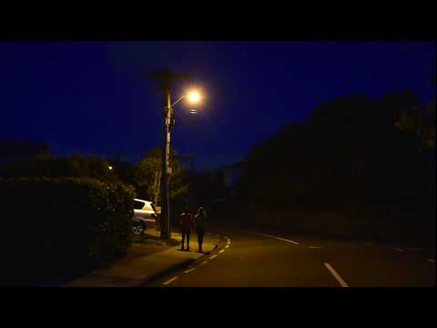 Wellington's bright idea: City switches to eco-friendly streetlights