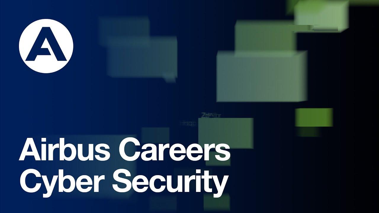 Resultado de imagem para Find Your Cyber Career at Airbus