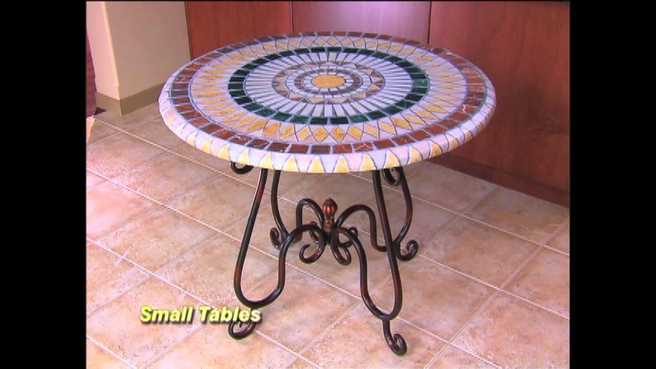 How To Upcycle And Old Table With Table Go Round Youtube