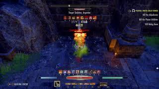 The Elder Scrolls Online: Tamriel Unlimited Stamdk 36.4k Dps Test