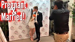 danielle cohn is pregnant + married... (not clickbait)